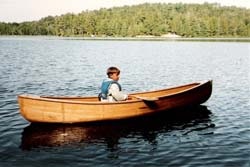 Hemlock Pete's Ultralight Canoes and Kayaks - Canoes and