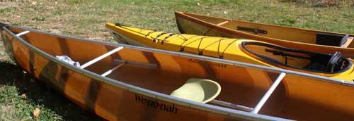 Hemlock Pete's Ultralight Canoes and Kayaks - Sale Items